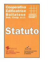 Statuto CEB